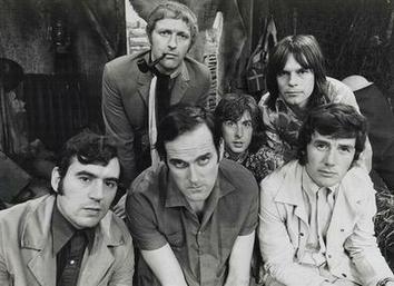 The Monty Python Crew