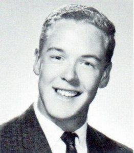 Gavin Knox Lodge, MCHS Yearbook