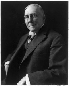 James Whitcomb Riley, in 1913