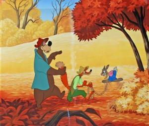 Br'er Rabbit and friends